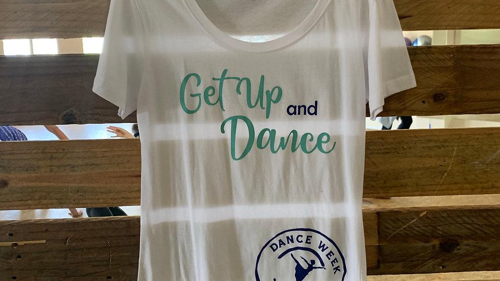 Dance Week 2019 T-Shirt