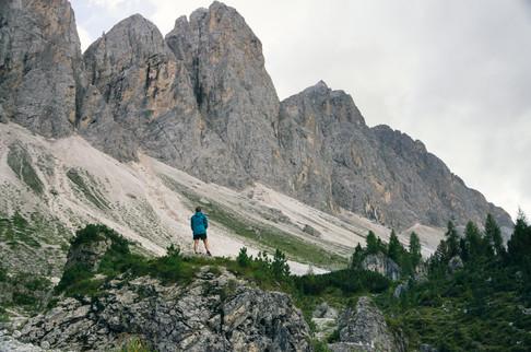Hiking Val De Funes