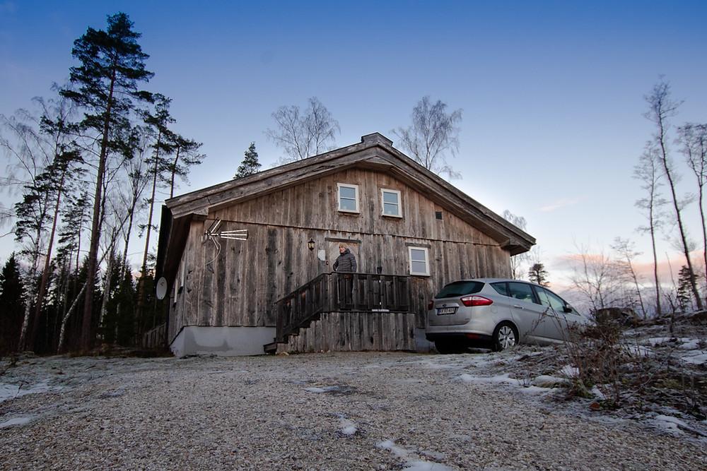 Swedish cabin in Mellerud.