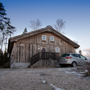 A New Years Family Solace in Sweden