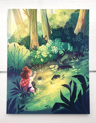 Magical Forest | Print
