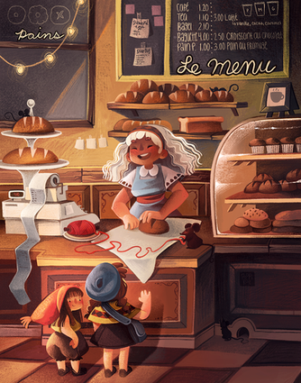 Customer Service with the Baker and the Mice