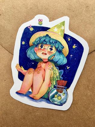 Fairy Jar | Sticker