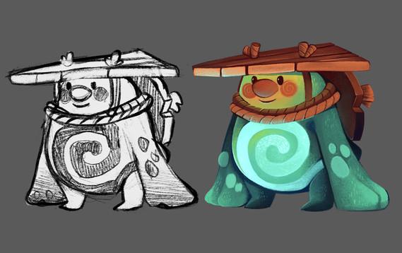 Peke Final Character Layout