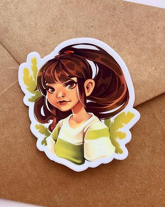 Chihiro | Sticker