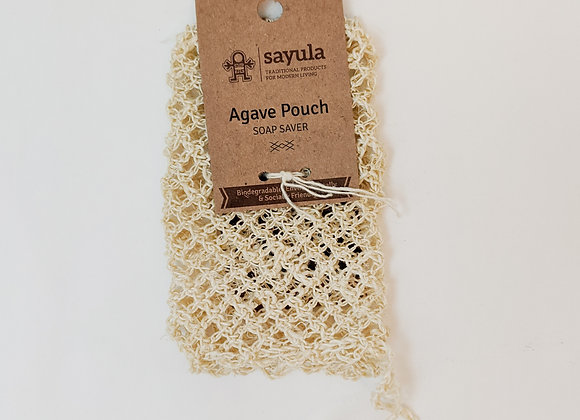 Agave Soap Saver Pouch