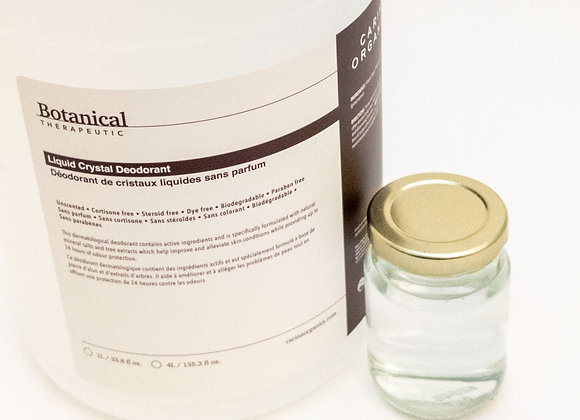 Liquid Crystal Deodorant