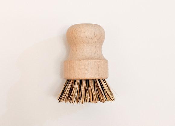 Pot Scrubbing Brush