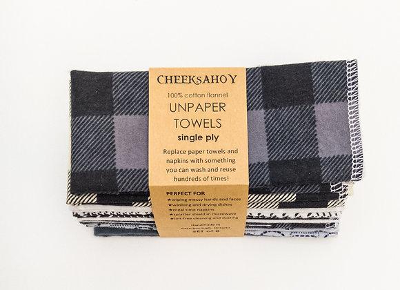 Single PlyUnpaper Towels