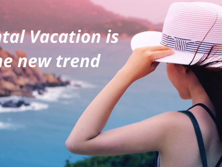 Mental Vacation is the new trend, taking over the Globe!