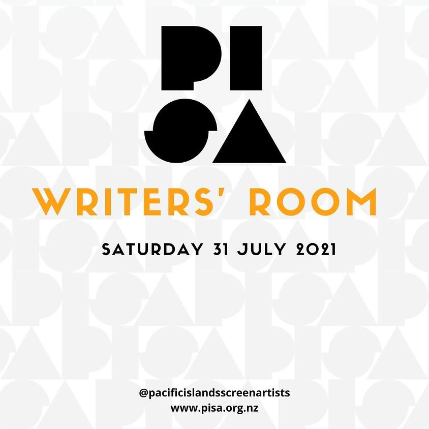 PISA Writers' Room - JULY 2021
