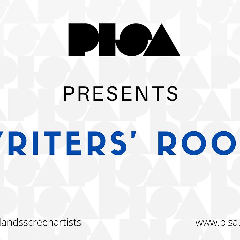 PISA presents The Writers' Room