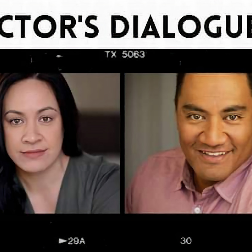 PISA presents The Actor's Dialogue with Special guests Stacey Leilua & Fasitua Amosa
