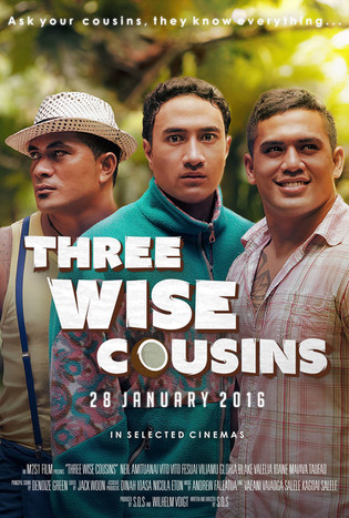 Three Wise Cousins | 2016, Comedy