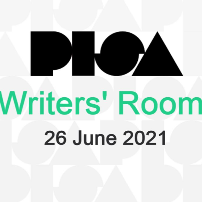 PISA's Writers' Room (June)