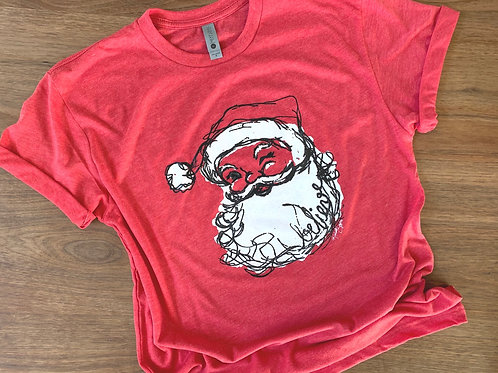 Believe Santa | Graphic Tshirt