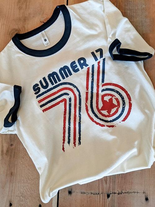 Summer 1776 | Graphic Tshirt