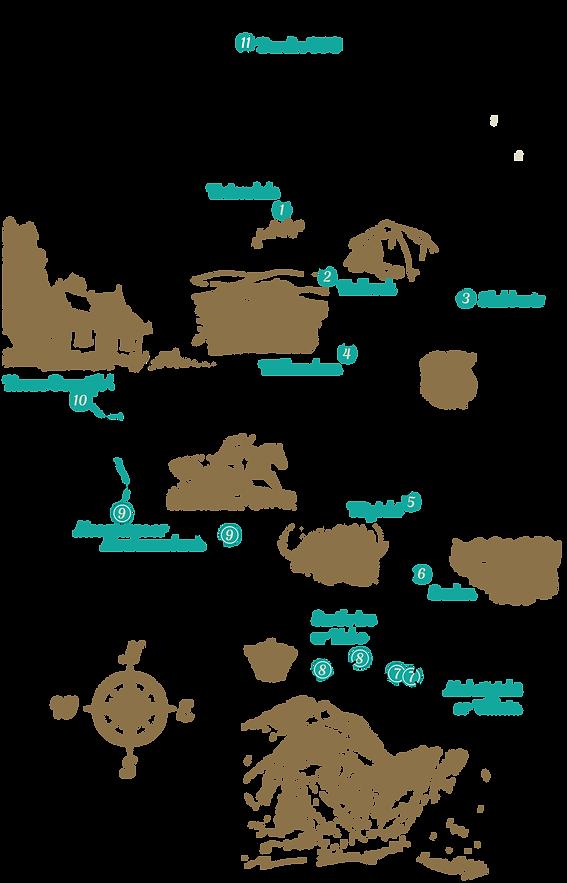 Sungazer-Map