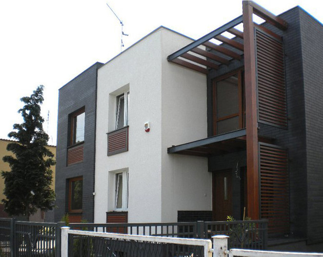 110 Budynek jednorodzinny, Bydgoszcz
