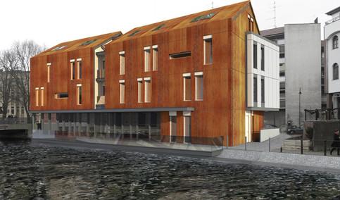 1031 Budynek wielorodzinny, Bydgoszcz