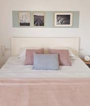 חדר שינה - גב מיטה
