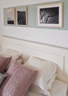 תמונות בחדר שינה