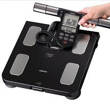 Body Fat Scales, Omron Body Composition Monitor and Scale