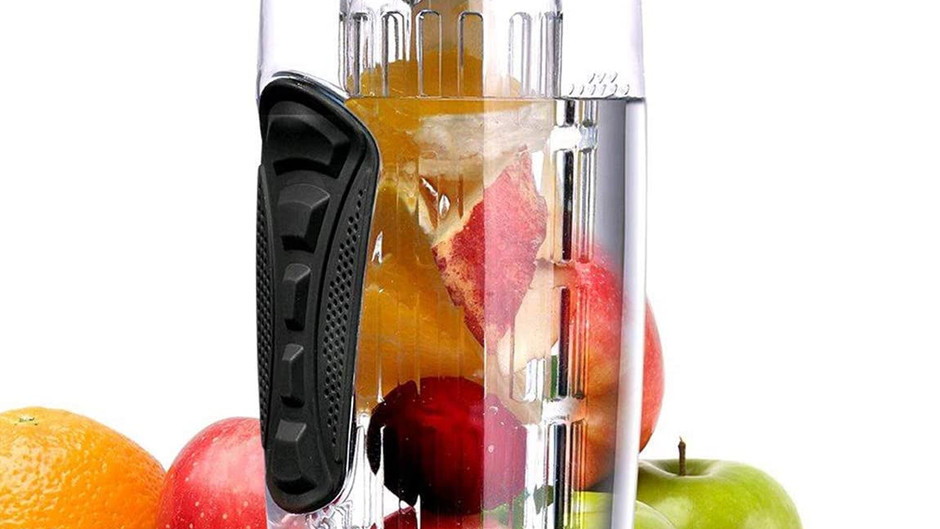 Top 5 Fruit Infuser Water Bottles for every budget