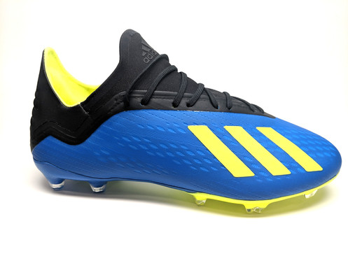 low priced 3affe a9183 adidas X 18.3 Firm Ground Junior Soccer Cleat