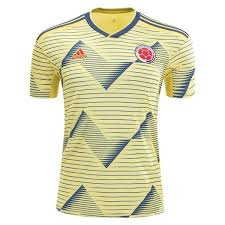 adidas Colombia Women's Home Jersey 2019