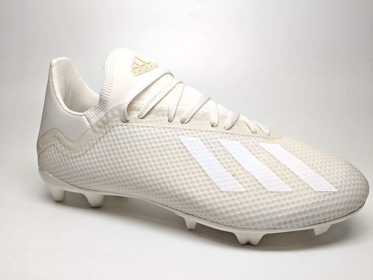 adidas X 18.3 Youth Firm Ground Soccer Cleats