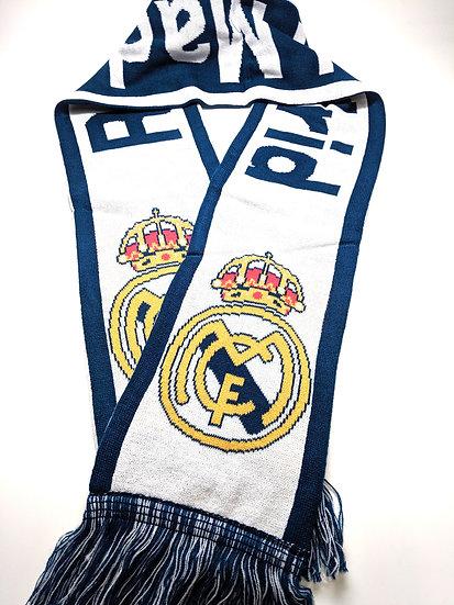 Real Madrid Fan Scarf