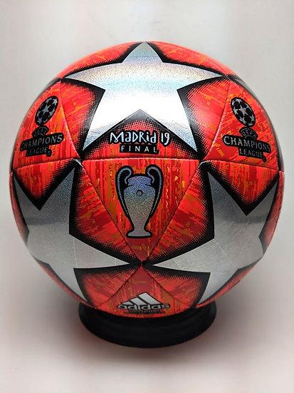 adidas UEFA Champions League Final Madrid 2019 Capitano Soccer Ball