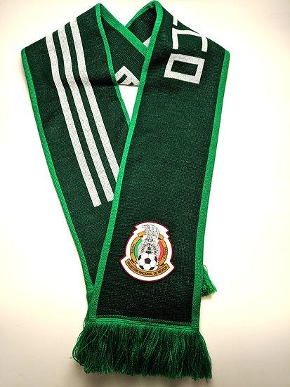 Mexico Fan Scarf
