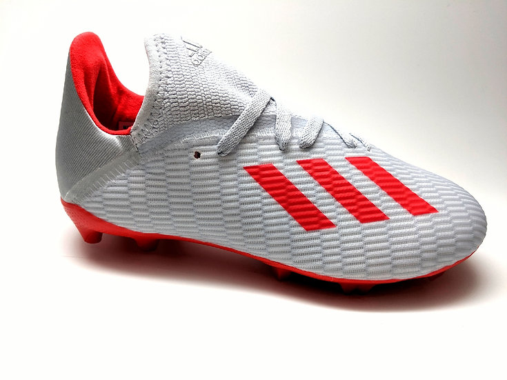 adidas X 19.3 Youth Firm Ground Soccer Cleats