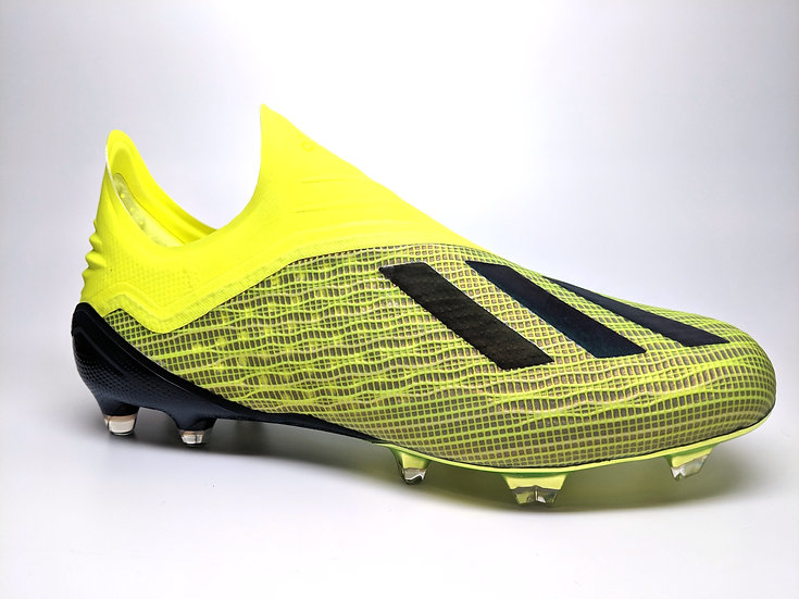 adidas X 18+ Firm Ground Soccer Cleats