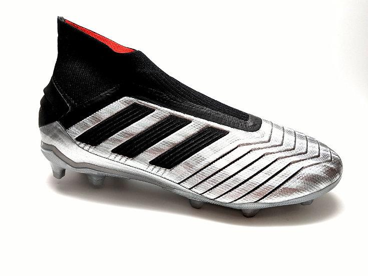 adidas Predator 19+ Firm Ground Junior Soccer Cleats