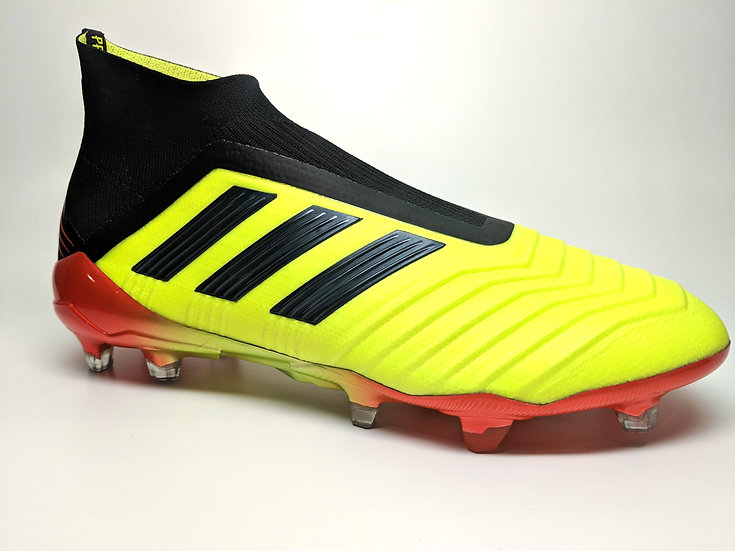 adidas Predator 18+ Firm Ground Soccer Cleats