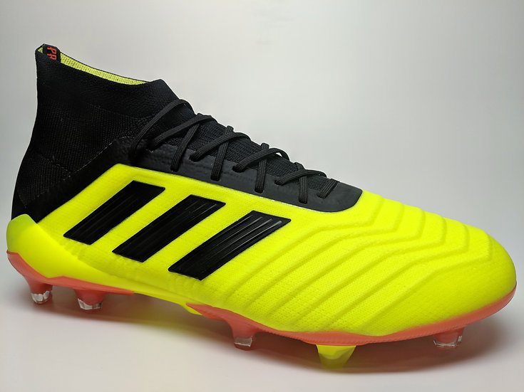 adidas Predator 18.1 Firm Ground Soccer Cleats