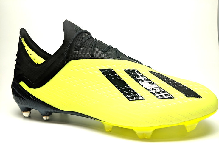 adidas X 18.3 Firm Ground Junior Soccer Cleat
