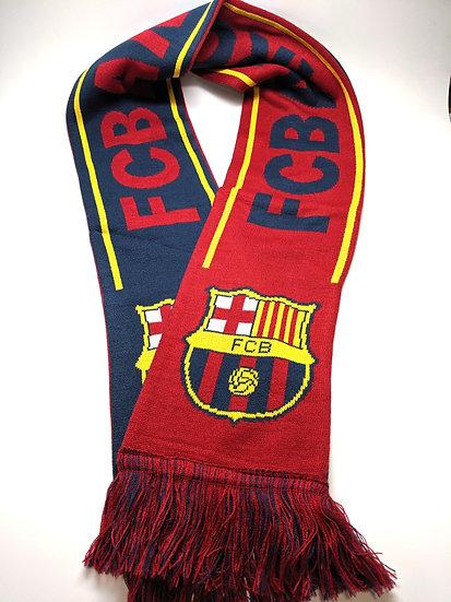 FC Barcelona Fan Scarf