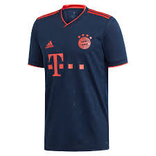 adidas Bayern Munich Youth Third Jersey 19/20