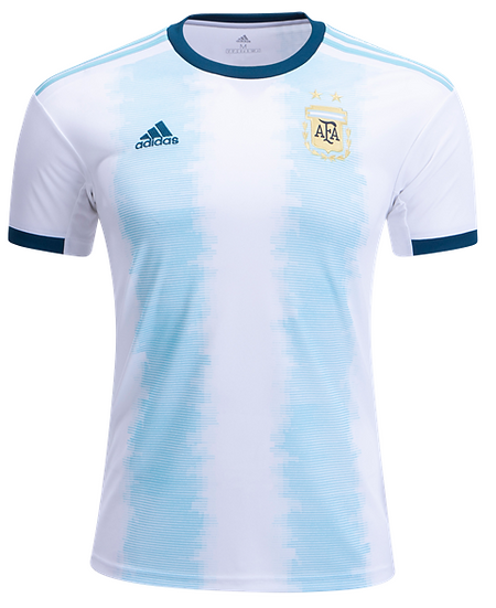 Argentina Home Adult Jersey 2019