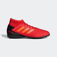 adidas Predator 19.3 Youth Turf Soccer Shoe