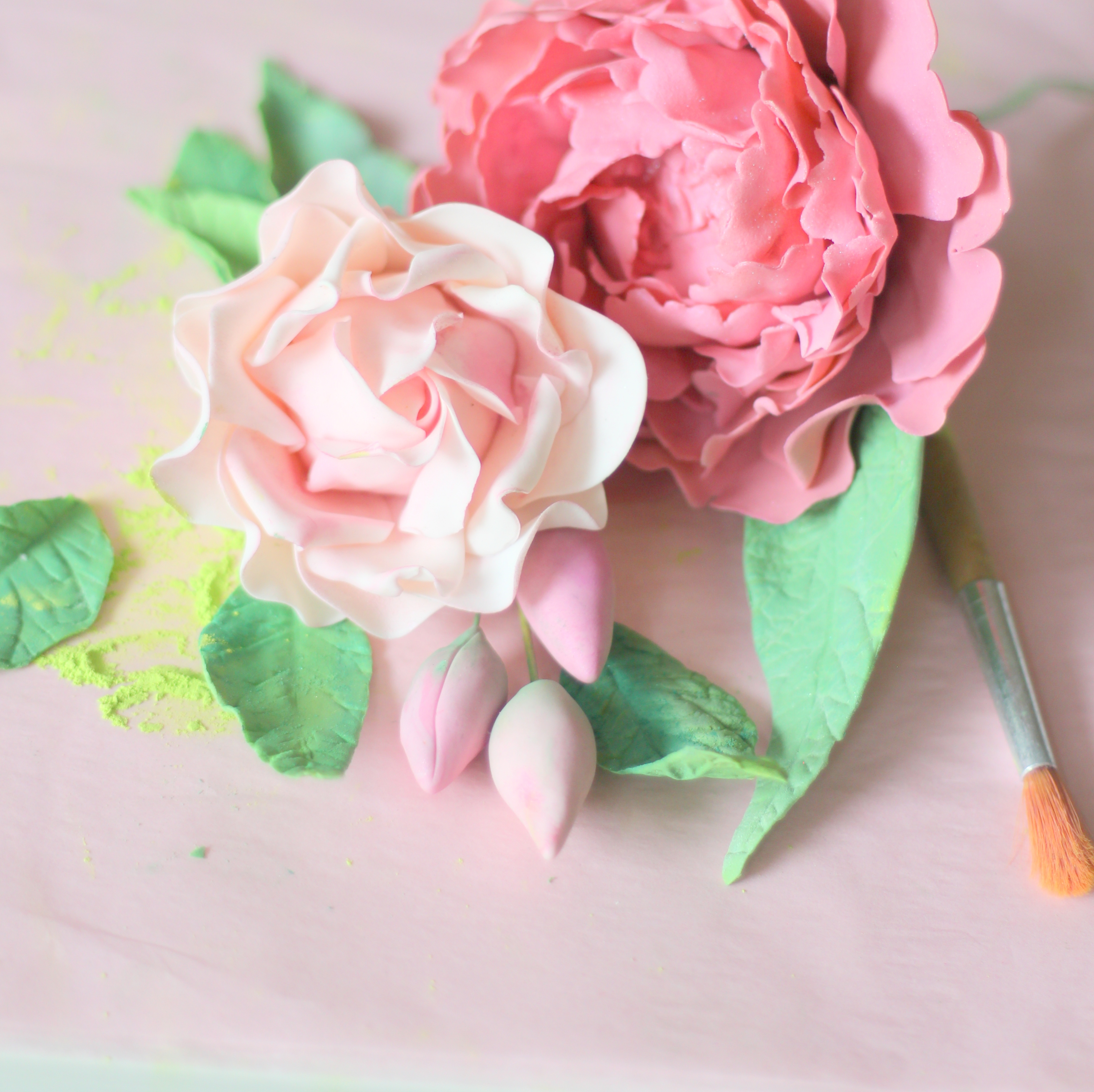 sugar flowers peony and pink rose crop bright.jpg