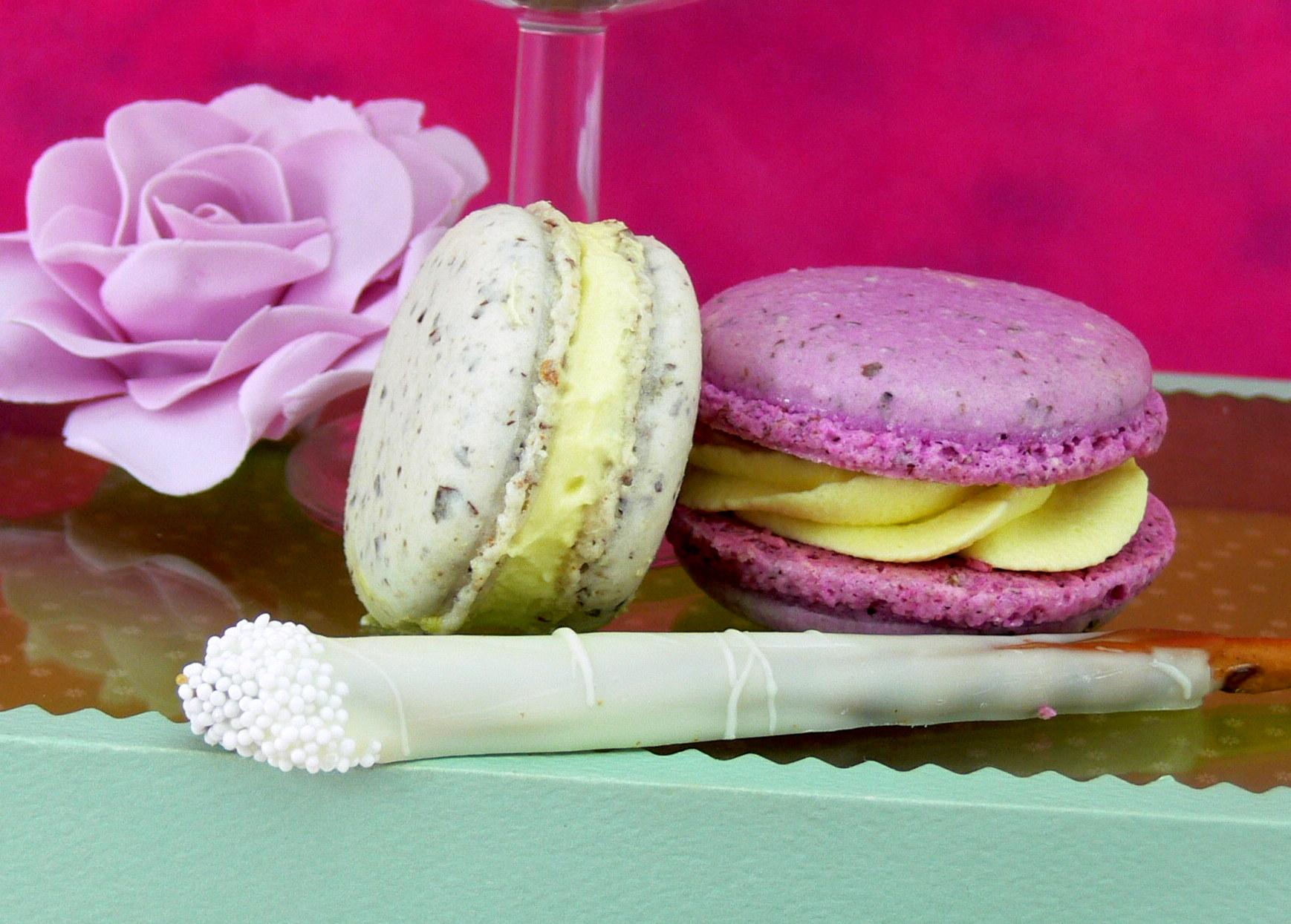 Macaron and Fairy Stick Pretzel.jpg