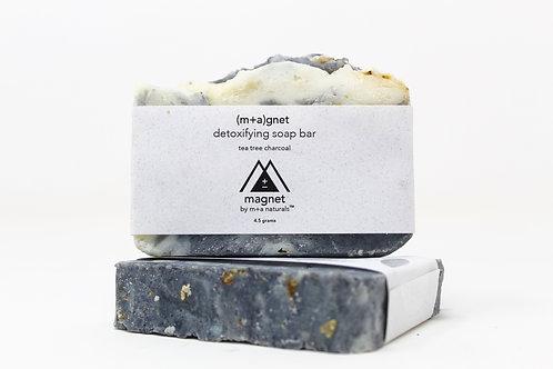 detoxifying soap bar