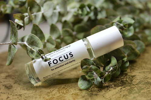 aromatherapy focus roll-on