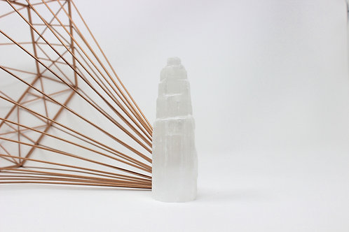 small- selenite tower