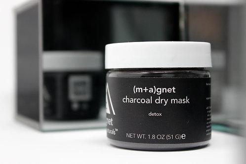 (m+a)gnet charcoal dry mask